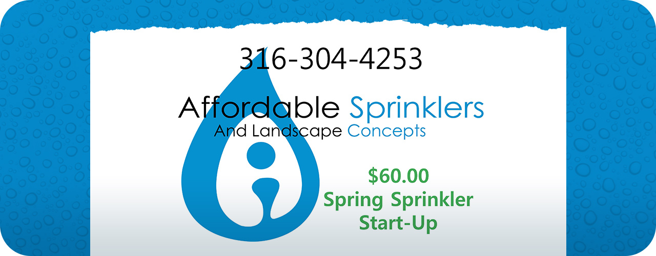 Seasonal Sales Promotions - Affordable Sprinklers And Landscape Concepts - Andover, Kansas
