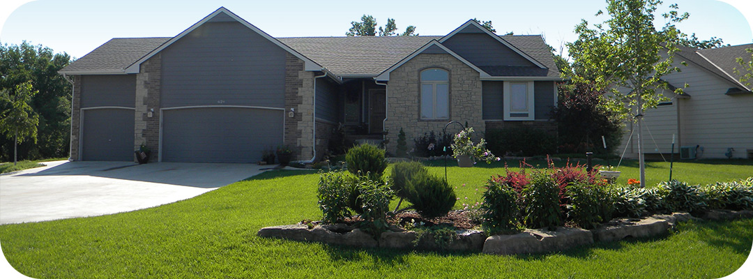 Landscaping - Affordable Sprinklers - Wichita, Kansas